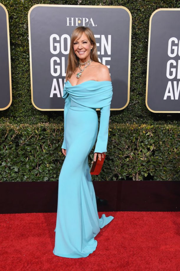 golden globes looks 2019 allison janey