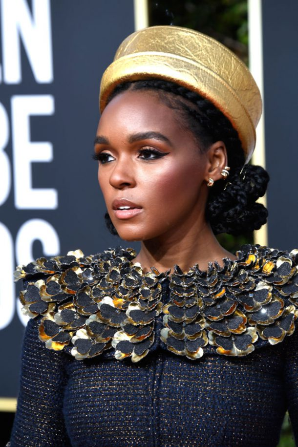 golden globes looks 2019 janelle monae