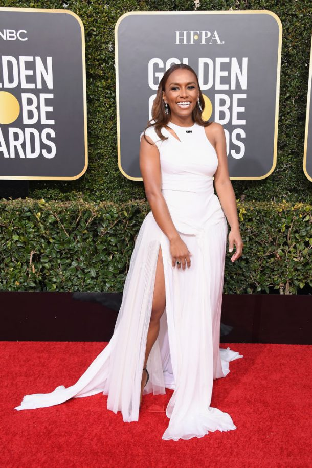 golden globes looks 2019 janet mock
