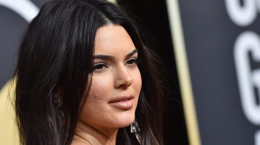 kendall jenner proactiv acne