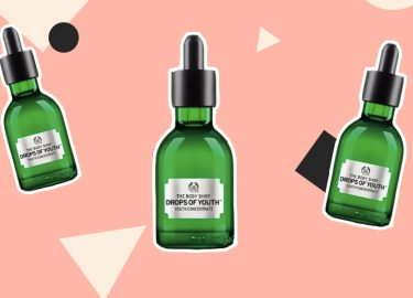 the body shop serum drops of youth
