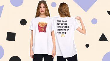 ZARA collectie McDonald's