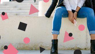 Jeans laarsjes combineer
