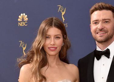 Justin Timberlake Jessica biel date in slaap vallen