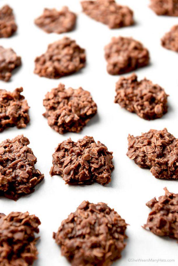 snelle no-bake recepten