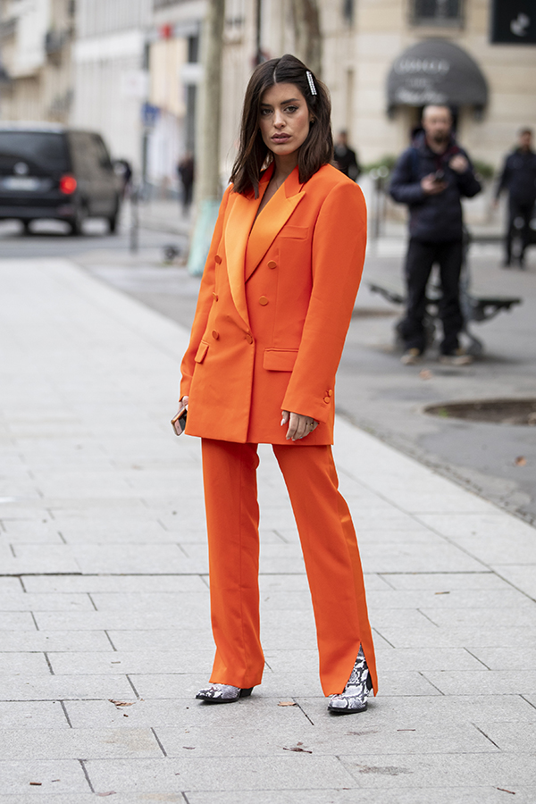 Street Style - Paris Fashion Week