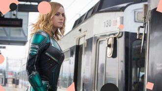 Captain Marvel interview