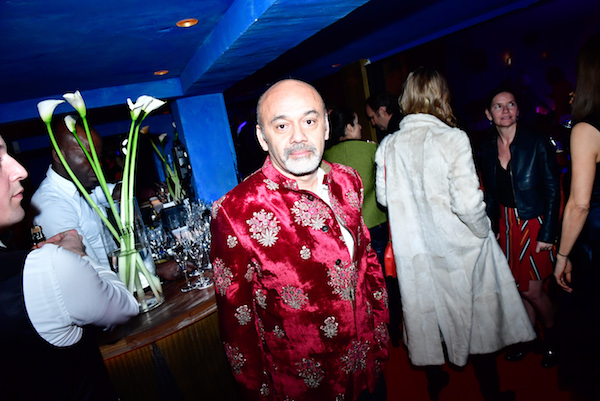 Christian Louboutin excentrieke ontwerpers
