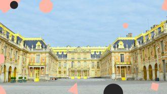 Festival paleis van Versailles
