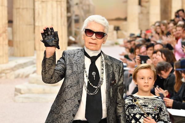 Karl Lagerfeld ontwerpers excentrieke