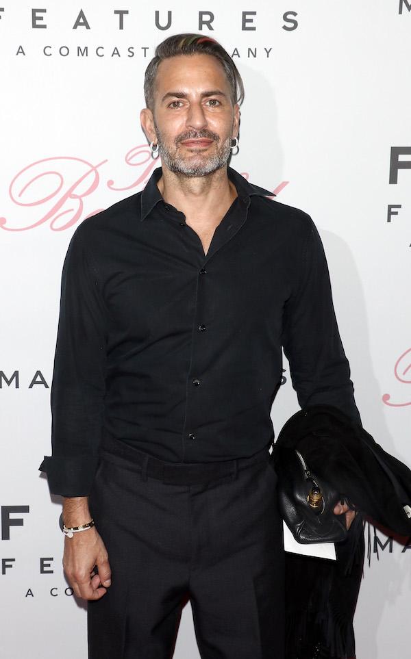 Marc Jacobs transformatie ontwerpers