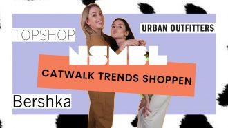 catwalk trends shoppen