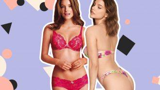 plus size Victoria's Secret Barbara Palvin