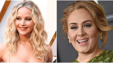 adele Jennifer Lawrence new york