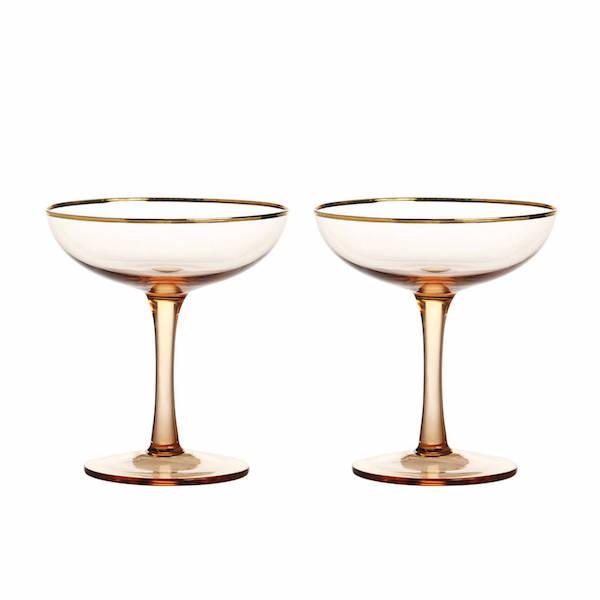 champagne glazen housewarming cadeaus