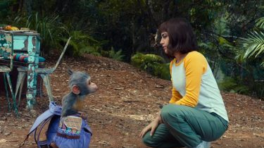 dora the explorer live action remake