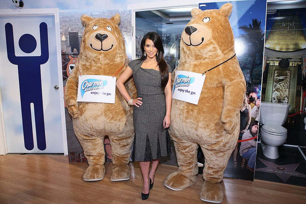 ongemakkelijke momenten van Kim Kardashian