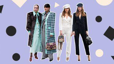 minimalistische mode overdadige trends