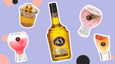 recepten drankjes cocktails Licor 43