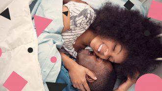 couple in bed, seksdromen betekenis