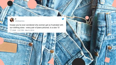 tweet jeansmaten