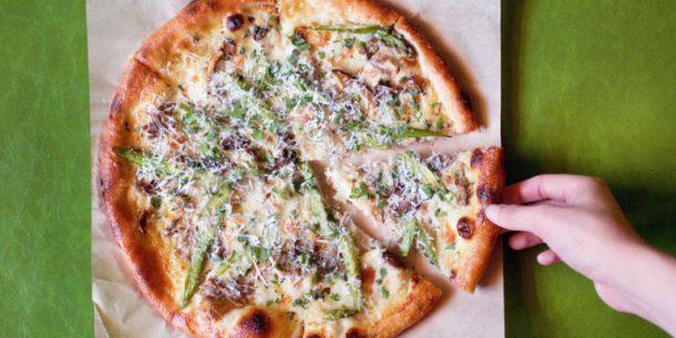 gezonde pizza recepten