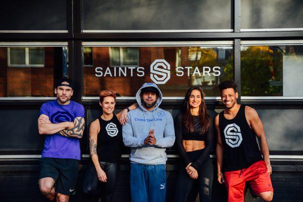 sporten Saints & Stars