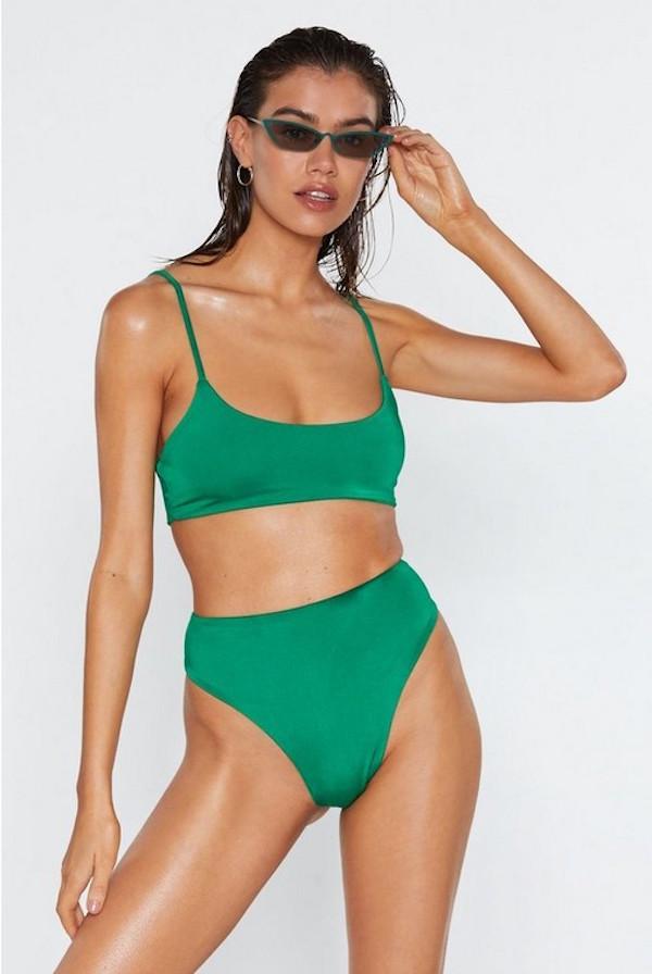 bikini's kleine borsten