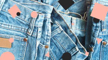 wassen jeans denim dingen