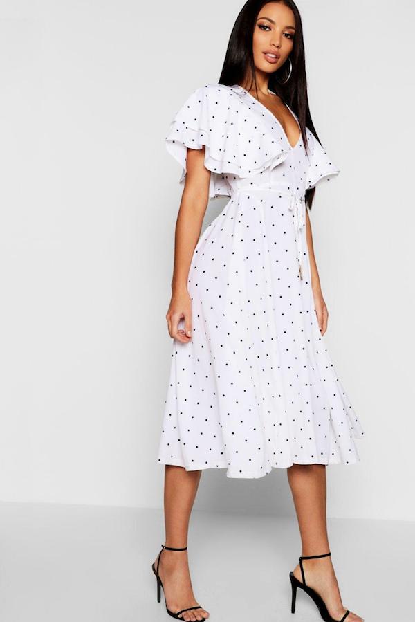 New Dit Zara jurkje was all over Instagram en wij snappen wel waarom @ZM83