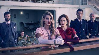 Netflix Original thriller alta mar