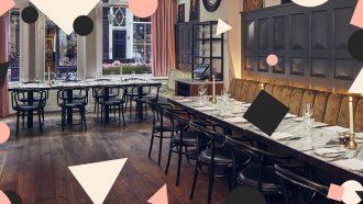 Restaurant Jansz. Amsterdam