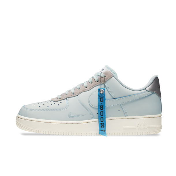 Sneaker releases - Devin Booker x Nike Air Force 1 Low 'Moon Particle'