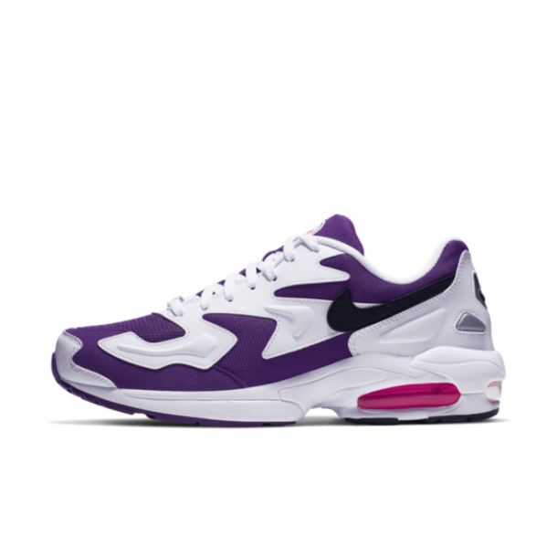 Sneaker releases - Nike Air Max 2 Light 'Purple'