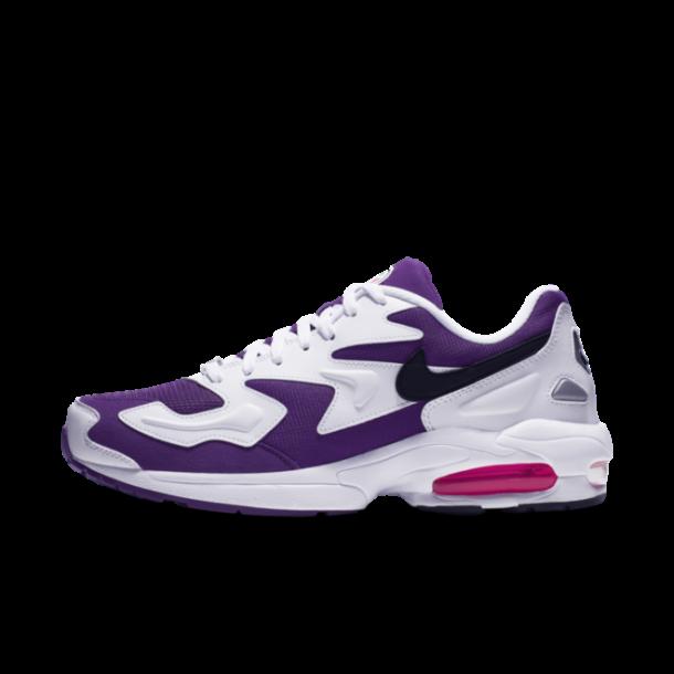 Sneaker releases - Nike Air Max 2 Light 'Purple'