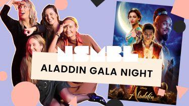 aladdin gala night
