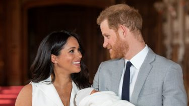 naam royal baby meghan markle