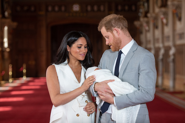 babyfoto royal baby
