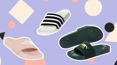 betaalbare slides slippers