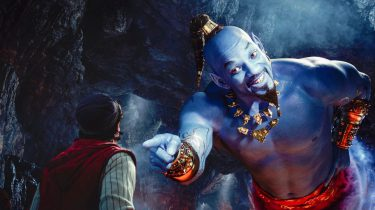 Aladdin will smith interview