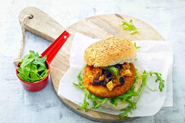 groenteburger recepten