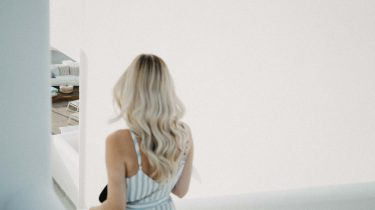 kapsel zomer blond trend