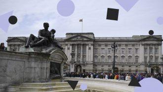 Buckingham Palace verbouwd