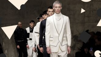 Modetrends menswear