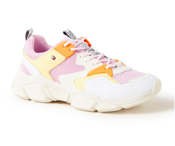 chunky sneakers zomer