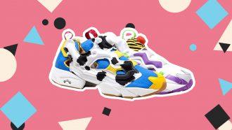 Toy Story sneakers Reebok