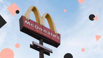 Vetements McDonald's collectie