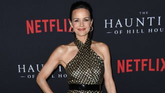 haunting of hill house actrice seizoen 2