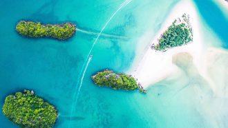 eilanden prive