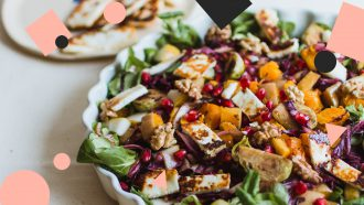 vullende salade recepten